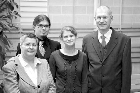 Pfarrerfamilie