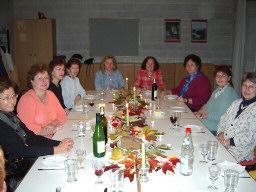 Frauentreff in der Martin-Niemöller-Gemeinde